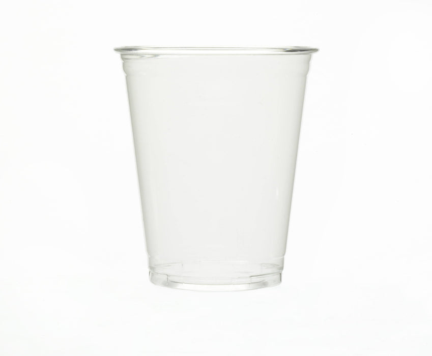 Clear Recyclable Plastic Cup 270ml - PET