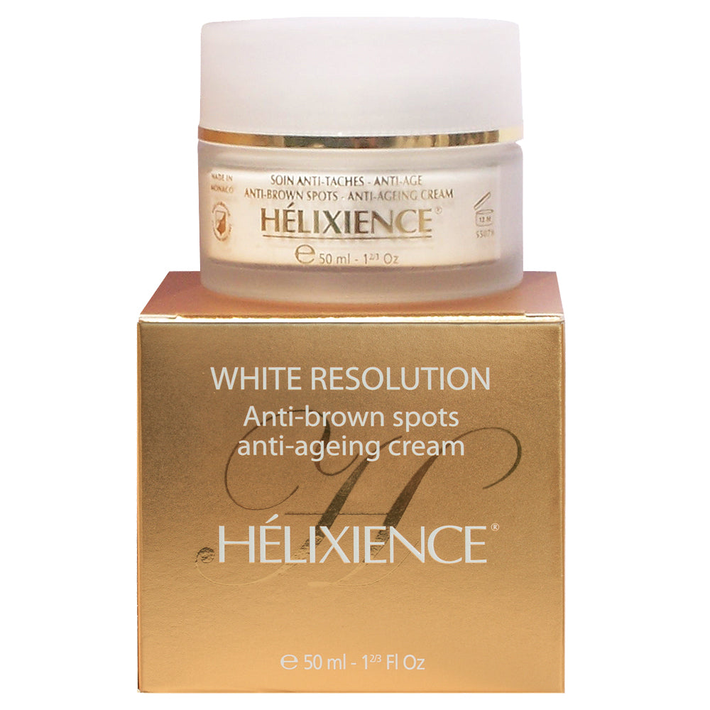 Helieixence Cream - White Resolution