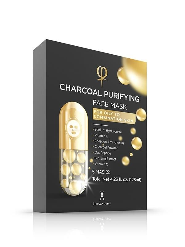 Phi - Charolcoal Purifying mask
