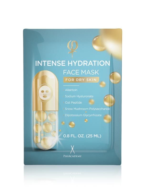 Phi - Intense Hydration Face Mask