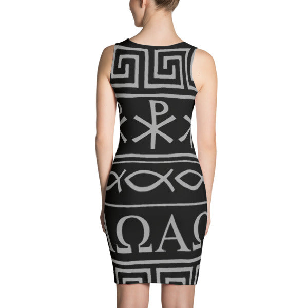 Warrior Spirit Sublimation Cut & Sew Dress