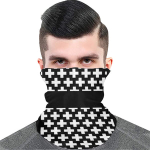 Full Face Bandana Cross