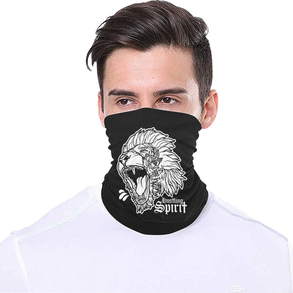 Full Face Bandana Fearless Lion