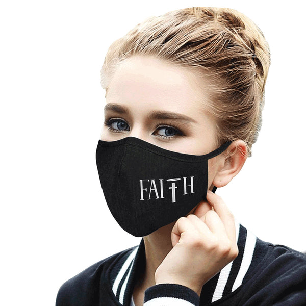 Faith Face Mask (2 Filters Included)