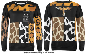 Alpha Omega Sweatshirt Thundercat Orange