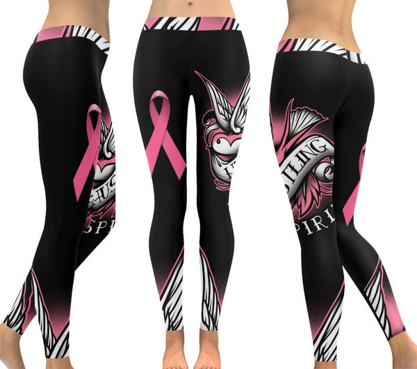 Pink Sparrow Leggings