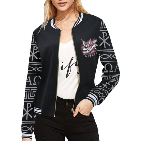 Sparrow Female Flight Jacket