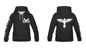 Classic HS Feathers Hoodie