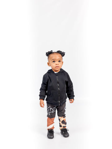 AΩ Alpha & Omega Kids Leggings Animal Print