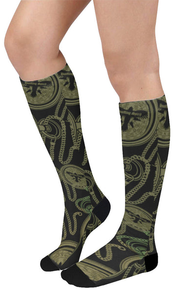 Compass Female Socks (1 Pair)
