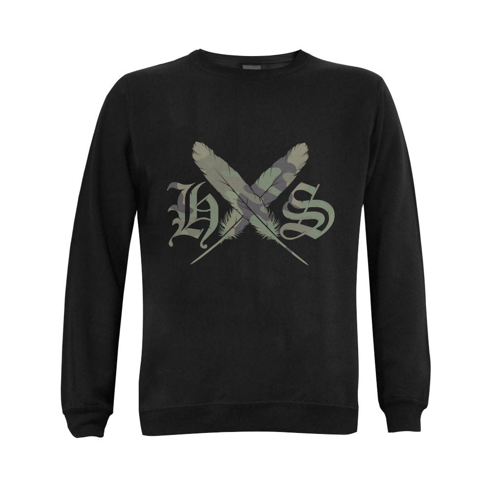 HS Feathers Army Classic Crewneck Sweatshirt
