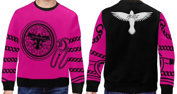 Compass Crew Neck Sweatshirt II (Kids Sizes)