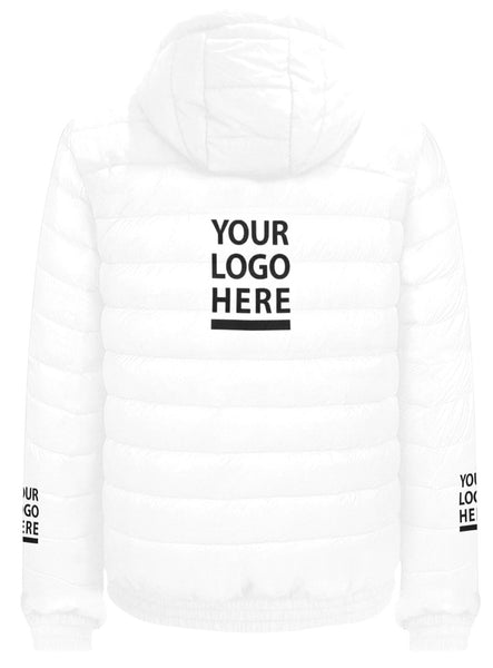 Alumni Bubble Hooded Jacket Unisex (Custom)