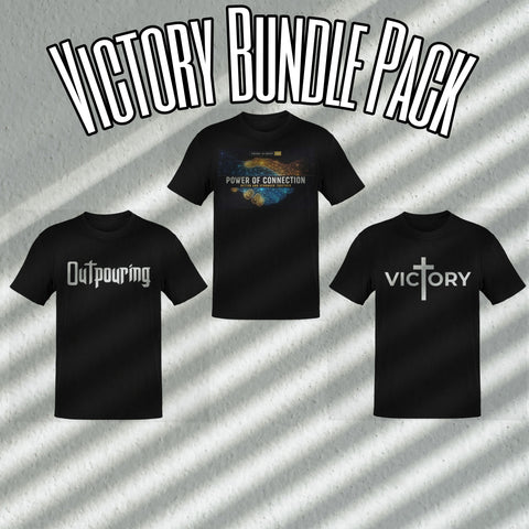 Victory Bundle Pack Unisex Tee (Large Sizes)