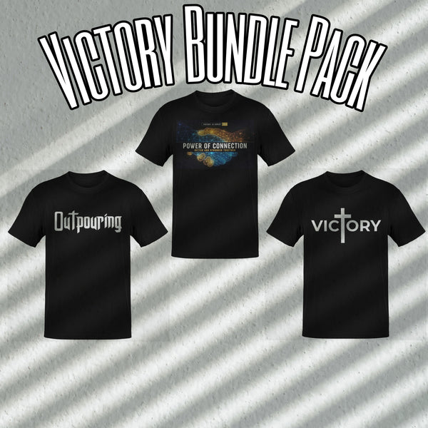 Victory Bundle Pack Unisex Tee