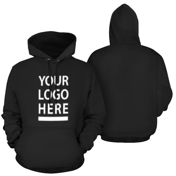 Alumni All Over Print Polyester Hoody Unisex (Qty = 1)