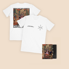 Load image into Gallery viewer, Post Human: Survival Horror Album + T-Shirt