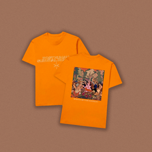 Post Human: Survival Horror Tee (Orange)