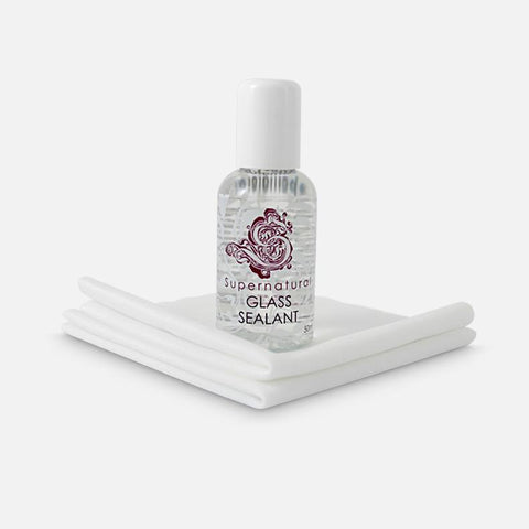 Supernatural Glass Sealant Kit 50ml - nano-ceramic glass sealant (group test winner!)