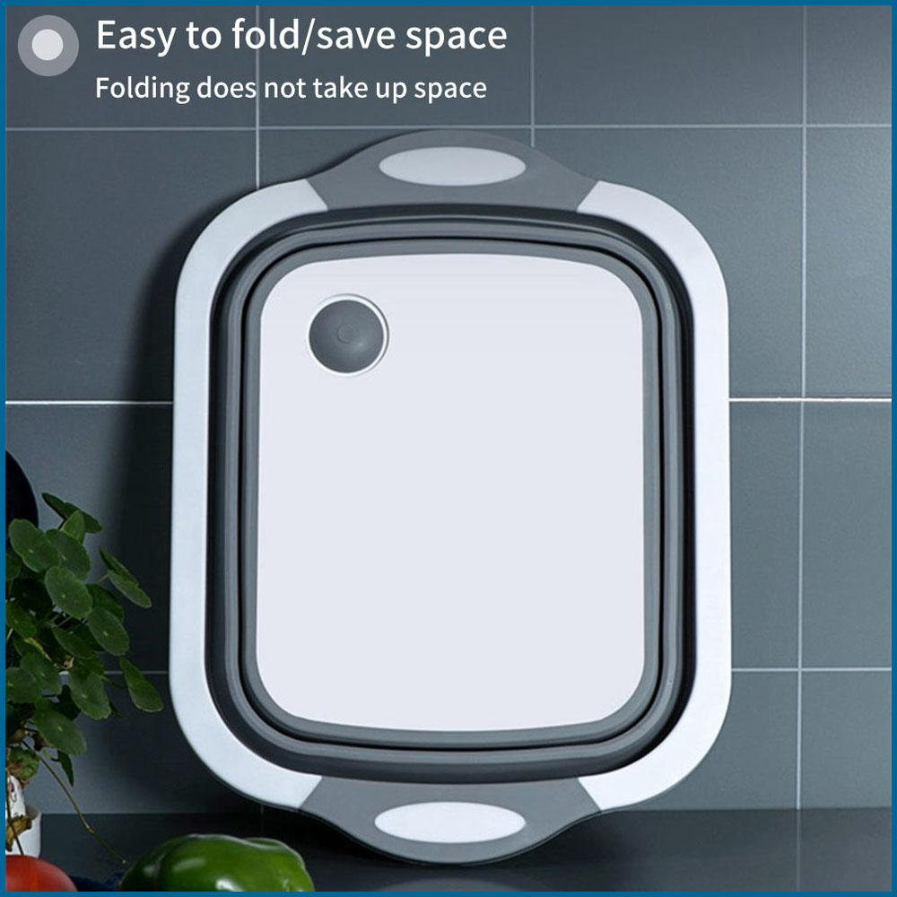 Chopperyboard™ Foldable Multi-Function Chopping Board