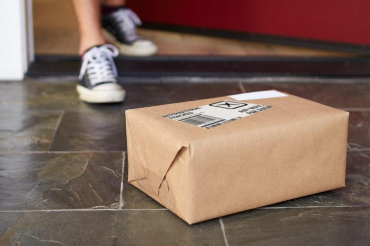 "Lovestitch answers the question, ""Is it safe to open packages and deliveries during the covid19 coronavirus outbreak."""