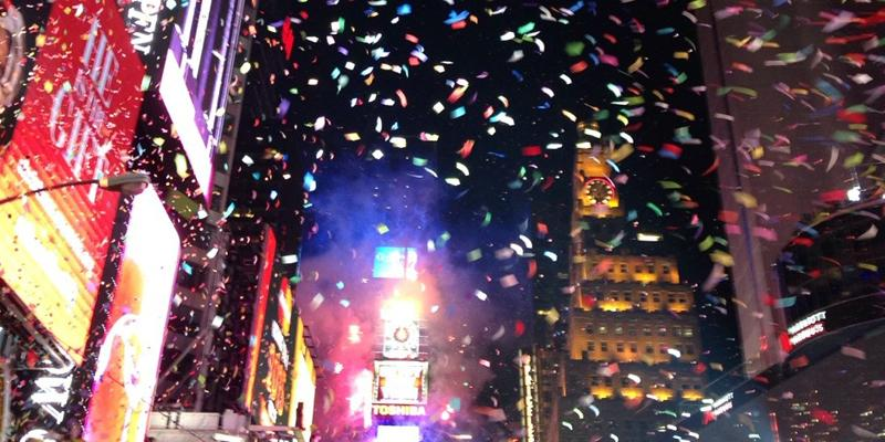 In L.A for New Years Eve!? Check out these fun events!