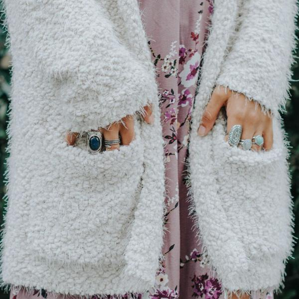Fall Trend Alert: Fuzzy Sweaters | LOVESTITCH Fuzzy Sweaters
