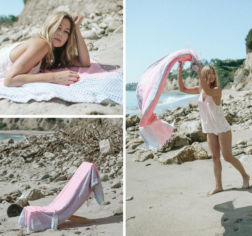 Lovestitch Boho Beach Towels & Beach Blankets
