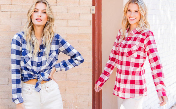 Layer Level Up: Plaid