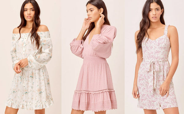 Featured Spring Dresses