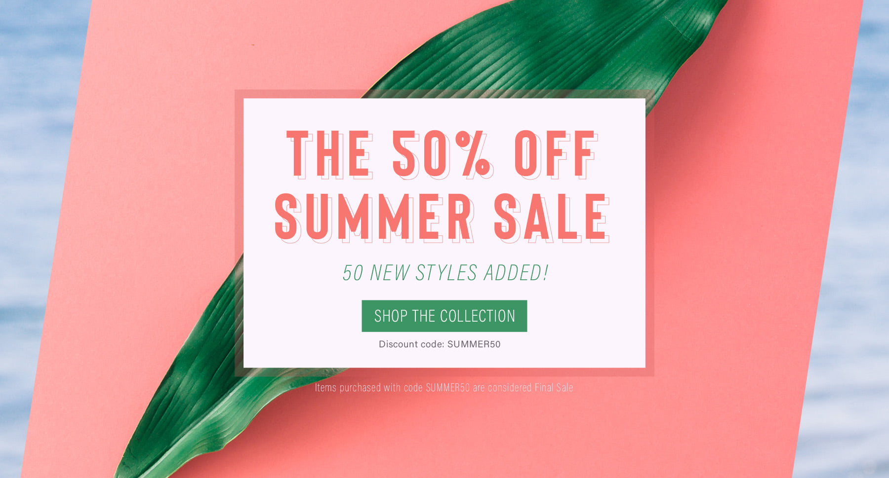 Lovestitch 50% Off Collection