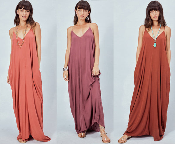 THE MILA MAXI DRESS