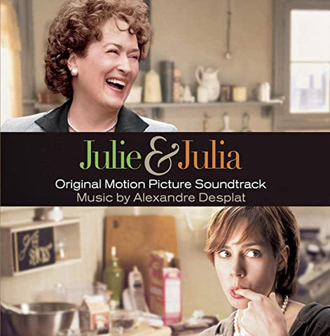 Julie and Julia Movie Meryl Streep Amy Adams Julia Child Food