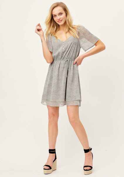 Work From Home Mini Dress