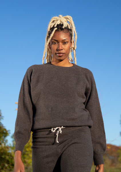 Warm Up Woolly Sweatshirt
