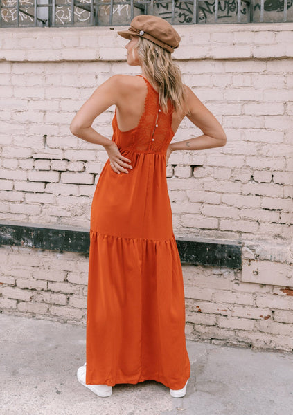 Look Of Love Maxi Slip Dress
