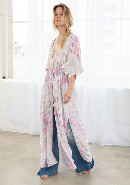Clear Coast Caftan