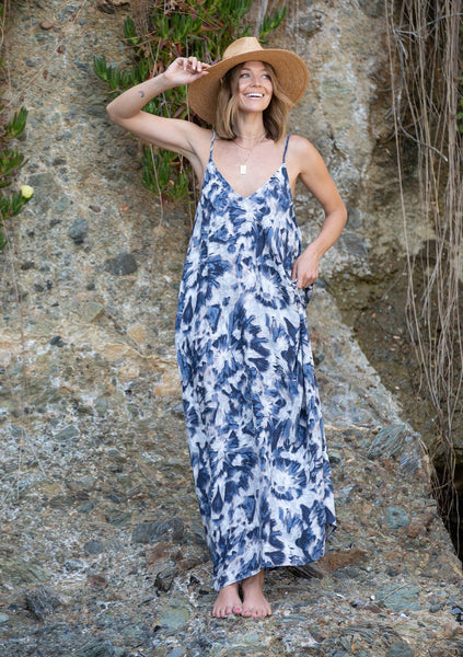 Interstellar Mila Maxi Dress