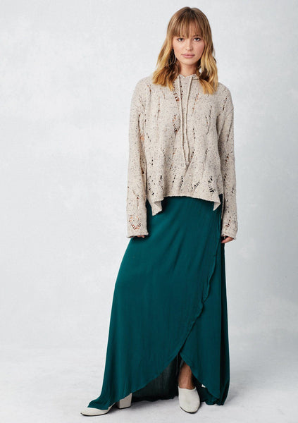 Isabella Wrap Skirt
