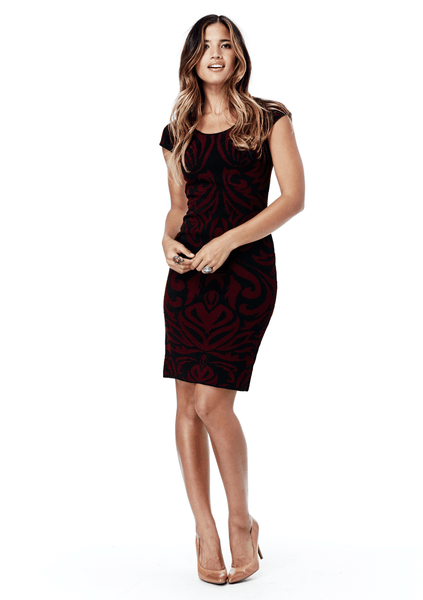 Larchmont Knit Dress