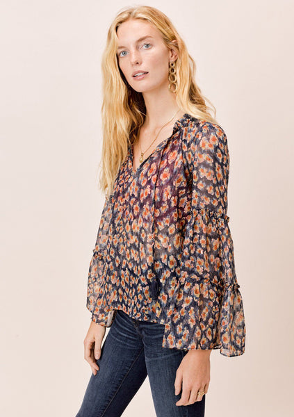 Vida Bell Sleeve Top
