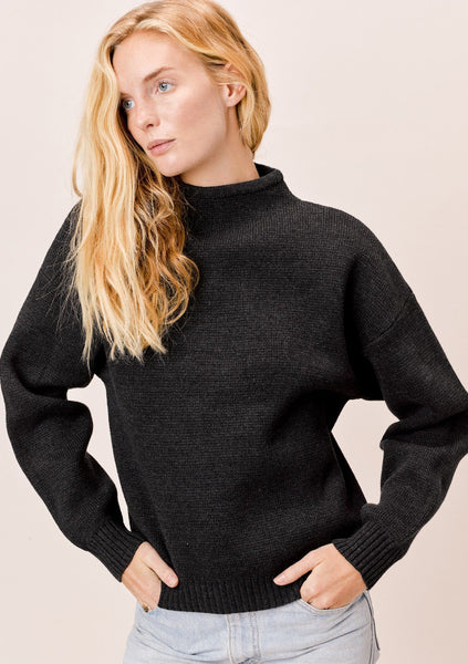Holland Funnel Neck Sweater