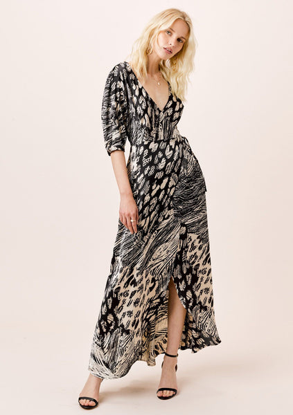 Everson Wrap Dress