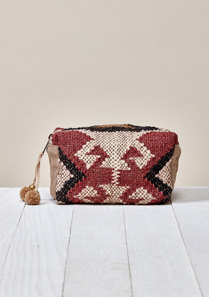 Indio Makeup Bag