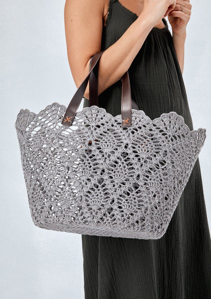 Sea Ranch Crochet Tote