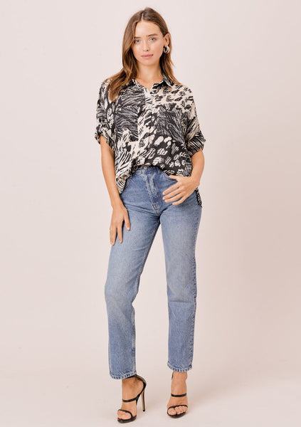 Ilona Buttondown Top