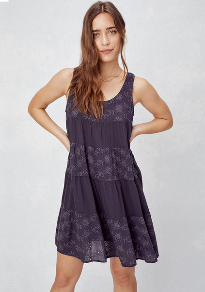 Isabel Eyelet Dress
