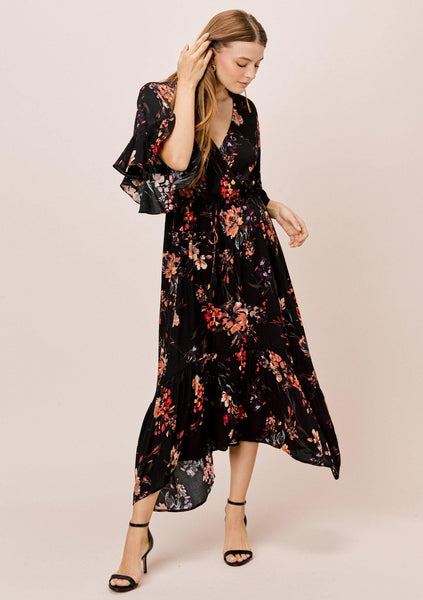 Shay Floral Dress