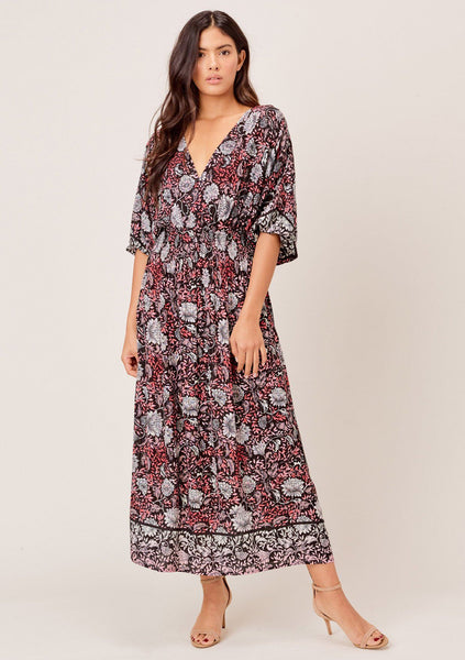 Angelina Floral Dress