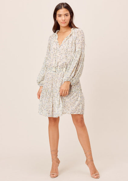 Hania Floral Mini Dress